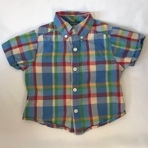Children's place size 18 month button down